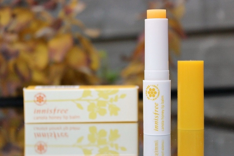 Innisfree Canola honey lip balm (Smooth care) 3.5g - Skin Care BD