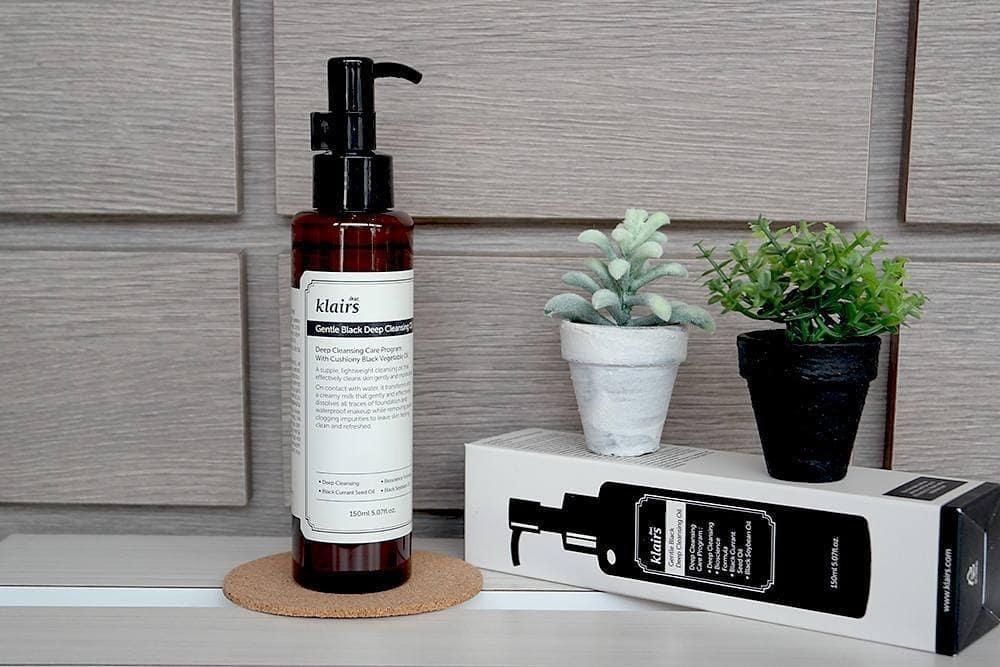 KLAIRS Gentle Black Deep Cleansing Oil 150 ml - Skin Care BD