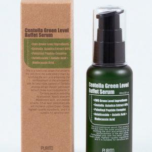 PURITO Centella Green Level Buffet Serum / 60ml